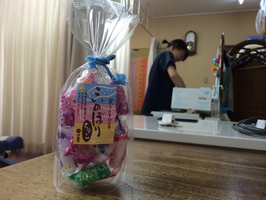 鯉のぼり 戴き物2.JPG